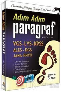 Adım Adım Paragraf YGS-LYS-KPSS-ALES-DGS-JANA-PMYO