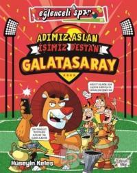 Adımız Aslan İşimiz Destan Galatasaray