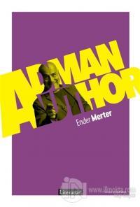 Adman Author Ender Merter