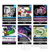 Adobe Grafik Tasarım Uzmanlığı Seti (6 Kitap Takım) Kolektif