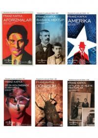 Franz Kafka 6 Kitap Takım