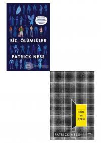 Patrick Ness 2 Kitap Takım Patrick Ness