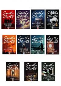Agatha Christie 30 Kitap Takım