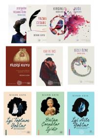 Nihan Kaya 10 Kitap Takım Nihan Kaya