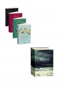 Ursula K. Le Guin 5 Kitap Takım