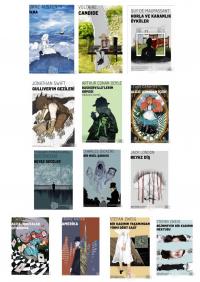 Dünya Klasikleri 13 Kitap Takım