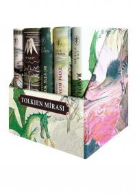 Tolkien Mirası (Kutulu 5 Kitap) J. R. R. Tolkien