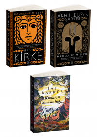 Mitoloji Seti 3 Kitap Takım Madeline Miller