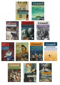 Zülfü Livaneli 12 Kitap Takım