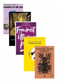 Feminist Edebiyat 5 Kitap Takım