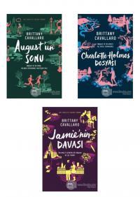 Brittany Cavallaro 3 Kitap Takım