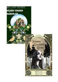 William Morris 2 Kitap Takım William Morris