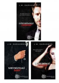 J. M. Darhower 3 Kitap Takım