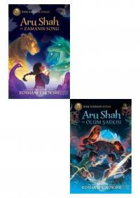 Roshani Chokshi 2 Kitap Takım