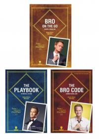 The Bro Code 3 Kitap Takım