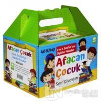 Afacan Çocuk Sınıf Kitaplığı Seti (40 Kitap Takım)