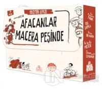 Afacanlar Macera Peşinde (10 Kitap Takım)