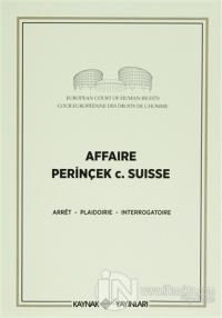 Affaire Perinçek c. Suisse