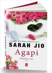 Agapi Ölümsüz Aşk - İmzalı %24 indirimli Sarah Jio