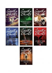 Agatha Christie Cinayet Serisi 7 Kitap Takım