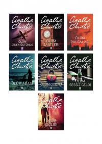 Agatha Christie Ölüm Serisi 7 Kitap Takım