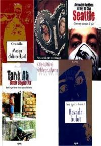 Agora Kitaplığı Siyaset/Siyasi Polisiye Kitap Seti -  5 Kitap Birarada