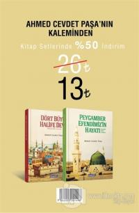 Ahmed Cevdet Paşa'nın Kaleminden (2 Kitap Set) (Ciltli)