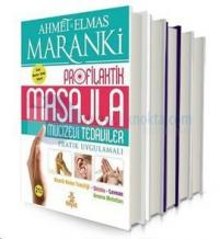 Ahmet Maranki Sağlıklı Yaşam Seti (8 Kitap Takım)