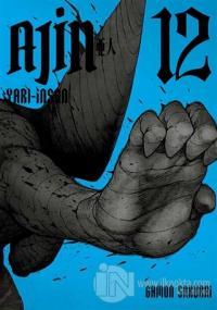 Ajin - Yarı İnsan 12. Cilt Gamon Sakurai