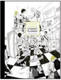 Akademi Çocuk 2019-2020 3051 Student Planner Öğrenci Ajandası