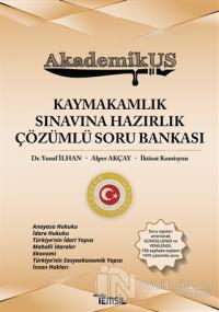 AkademikUs - Kaymakamlık Sınavına Hazırlık Çözümlü Soru Bankası