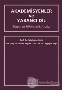 Akademisyenler ve Yabancı Dil