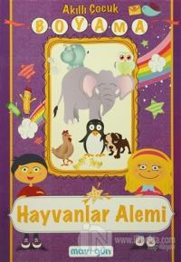 Akıllı Çocuk Boyama - Hayvanlar Alemi