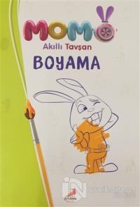 Akıllı Tavşan Momo Boyama