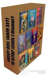 Aksoy Özel Tarih Seti (10 Kitap Takım) (Ciltli) Kollektif