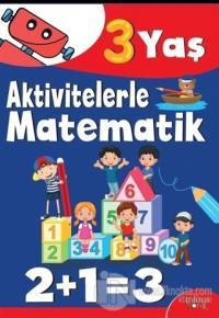 Aktivitelerle Matematik (3 Yaş Erkek)