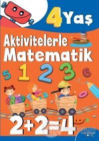 Aktivitelerle Matematik (4 Yaş Erkek)