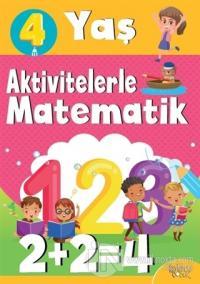 Aktivitelerle Matematik (4 Yaş Kız)
