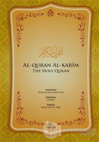 Al-Quran Al-Karim (İngilizce Kuran)