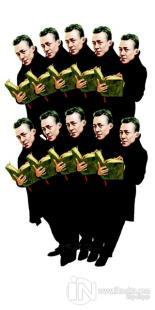 Albert Camus - 10'lu Lazer Kesim Ayraç