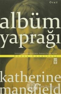 Albüm Yaprağı %22 indirimli Katherine Mansfield