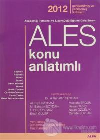 ALES 2012 Akademik Personel ve Lisansüstü Eğitim Sınavı