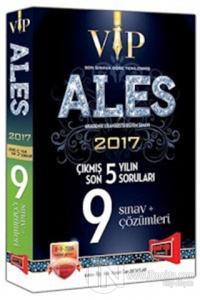 ALES VIP Son 5 Yılın Çıkmış 9 Sınav Soruları ve Çözümleri 2017