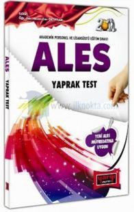 Ales Yaprak Test 2012