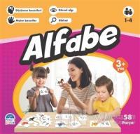 Alfabe - Eğitici Yapboz (3+ Yaş)