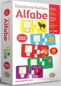 Alfabe - Eşleştirme Kartları (4+ Yaş)