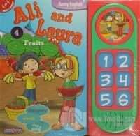 Ali and Laura 4 - Fruits (Sesli Kitap)