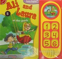 Ali and Laura 5 - At The Park (Sesli Kitap)
