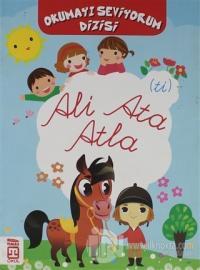 Ali Ata Atla - Okumayı Seviyorum Dizisi