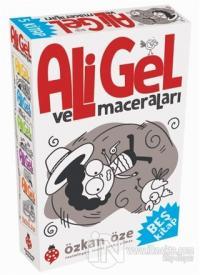 Ali Gel ve Maceraları (5 Kitap Takım)